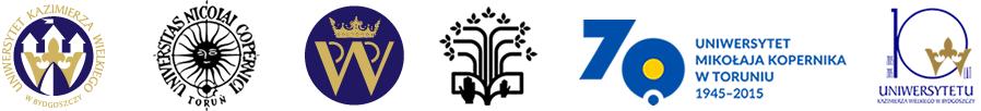 loga organizatorów konferencji