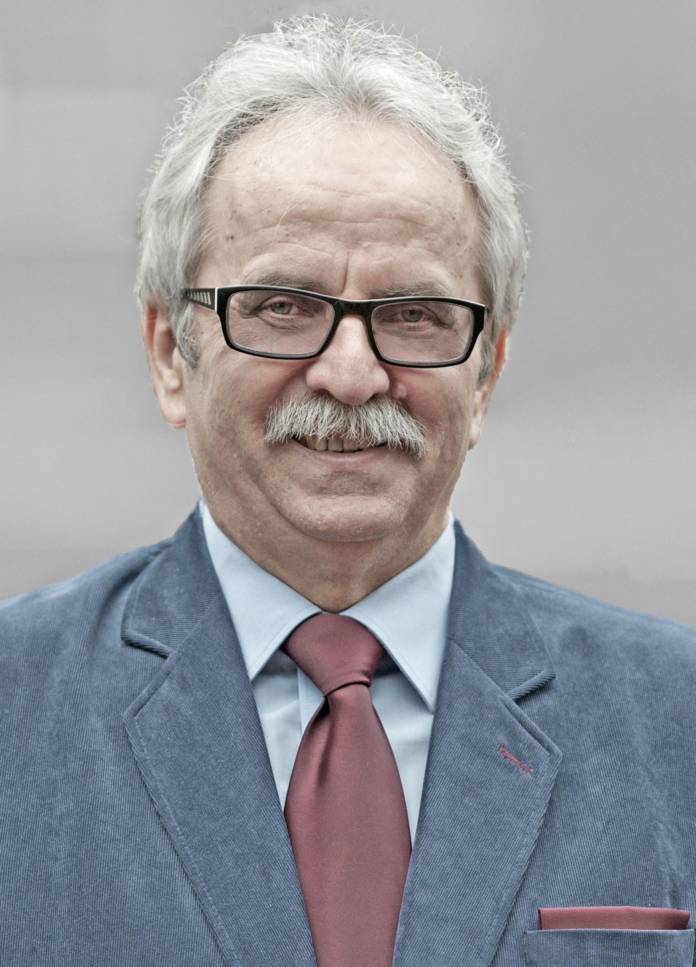 prof. dr hab. Ryszard Gerlach