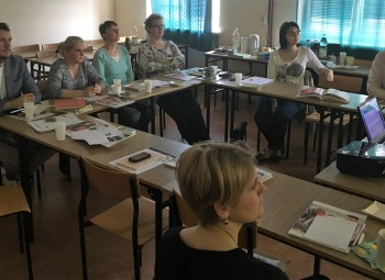 Workshop zum Comic