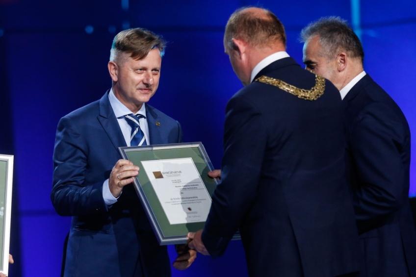Gala Nagród Marszałka, fot. Mikołaj Kuras i Wojtek Szabelski